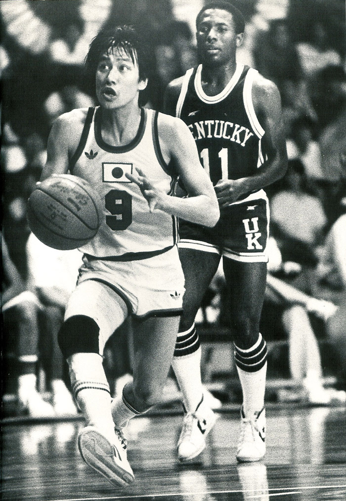 Vs. Kentucky Wildcats (Kirin World Basketball Jun, 1982)
